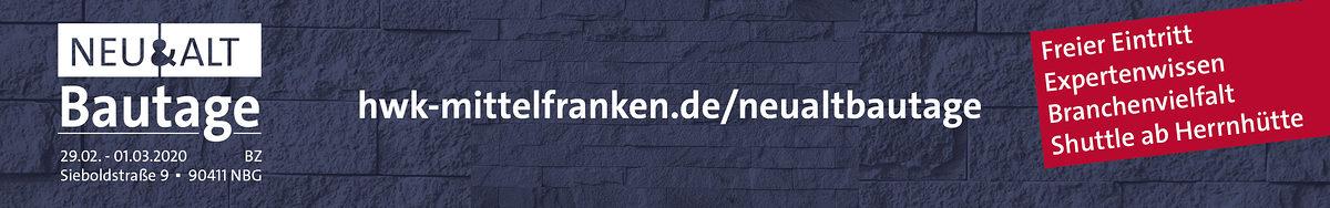 Neu & Alt Bautage Nürnberg 2020